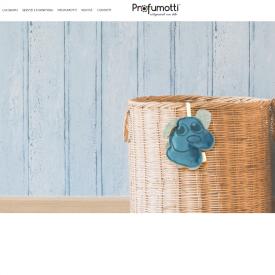 Pubblicazione nuovo sito con shop online!