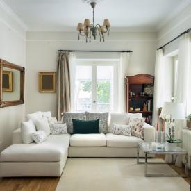 Diffusori in tessuto per diversi stili di casa