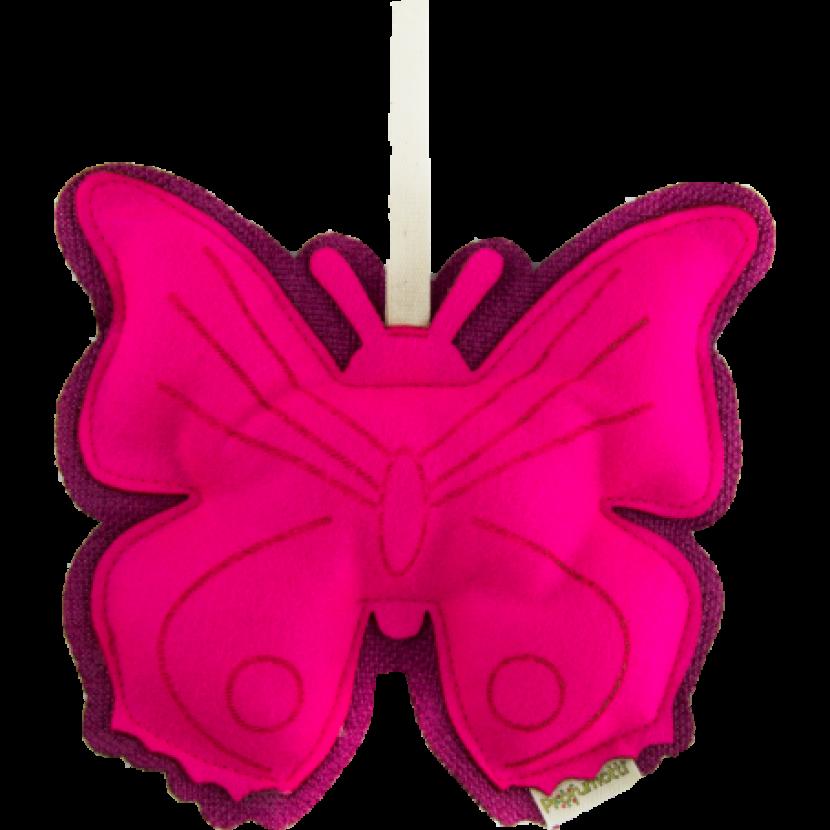 profumatore farfalla con cordino femminile