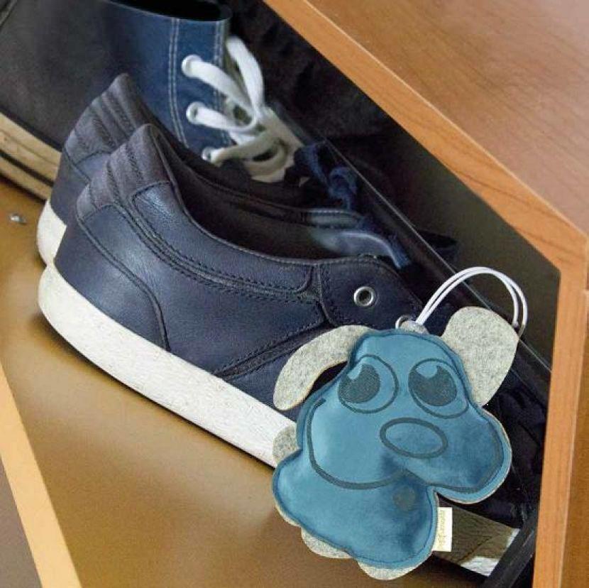 Diffusore di profumo in tessuto ideale per scarpiere e cassetti