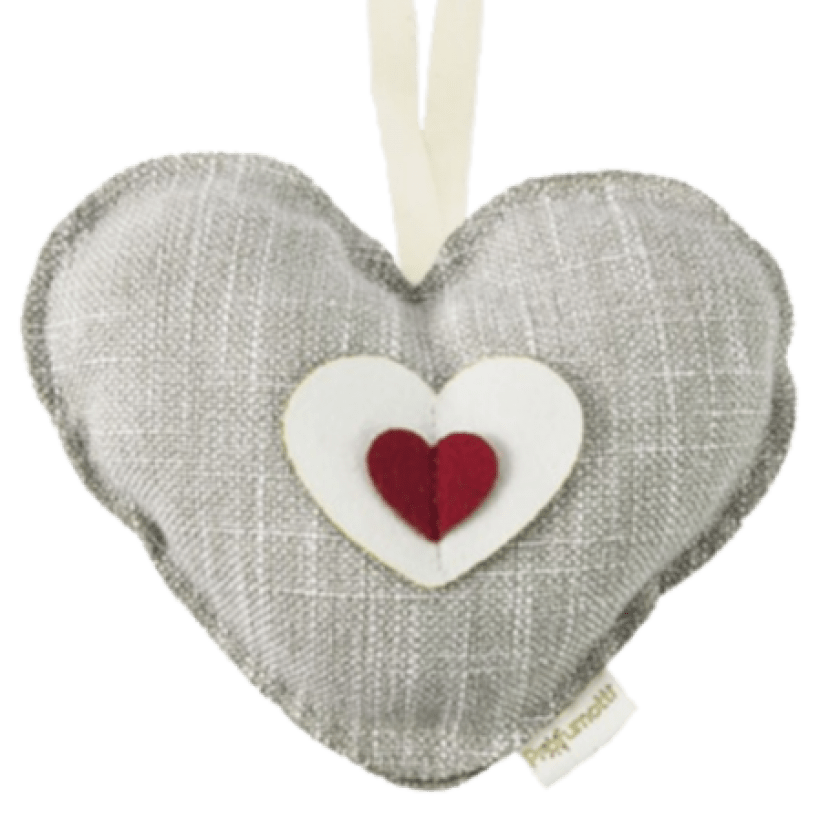 Diffusore profumato per ambienti a forma di cuore