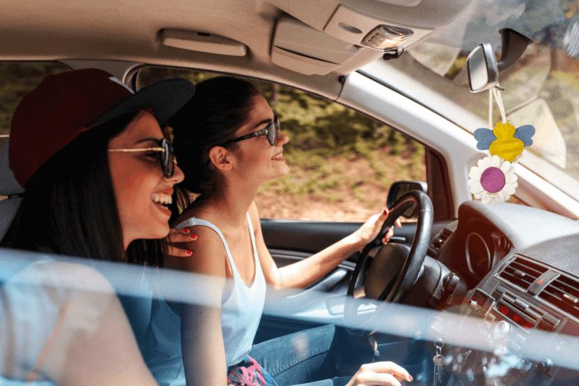 Profumatori per auto personalizzati