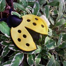 Profumatore coccinella cedro & lime