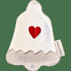 Profumatore campana bianca