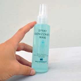 Spray Igienizzante mani e superfici- 100 ml