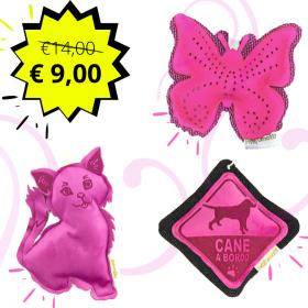 SALDI Collezione Pink