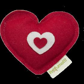 Profumatore cuore rosso