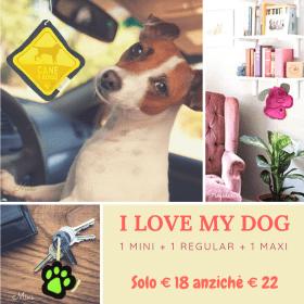 Promo I love My Dog