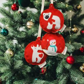 Kit Profumatori palla di Natale