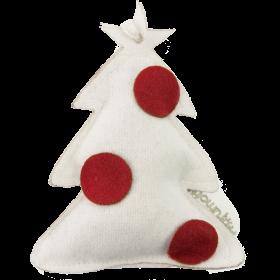 Profumatore albero di Natale bianco