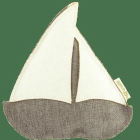 Profumatore barca vaniglia con lana 100%
