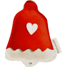 Profumatore campana rossa