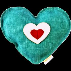 Profumatore cuore menta & camomilla