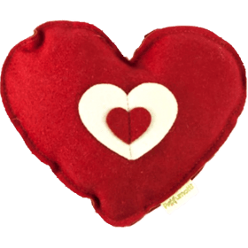 Maxi heart diffuser Passion fruit & Pomegranate