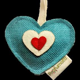 Profumatore cuore Menta & Camomilla mini
