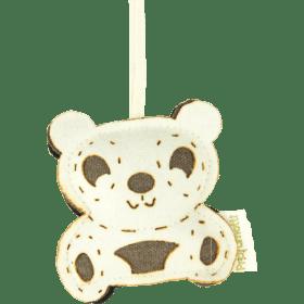 Panda diffuser Cotton flower 100% wool