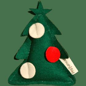 Profumatore albero di Natale verde