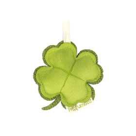 Mini Four-Leaf clover diffuser Cedar & Lime