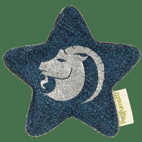 Profumatore stella con segno zodiacale • Capricorno
