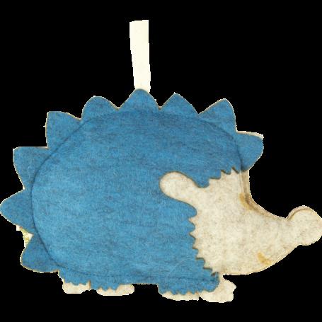 Profumatore a forma di riccio alla lavanda dimensione maxi