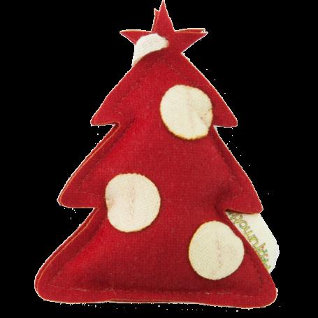 Profumatore albero di Natale rosso