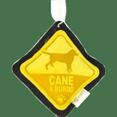 Profumatore cane a bordo cedro & lime