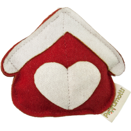 Home diffuser Red heart
