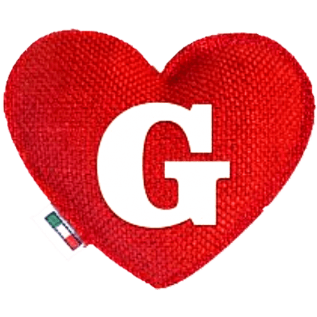 Red Heart diffuser letter G