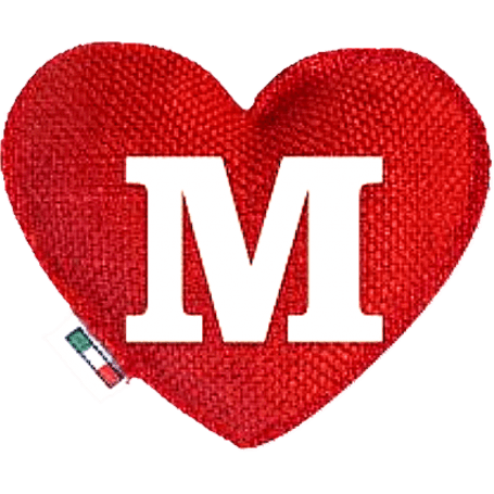 Red Heart diffuser letter M