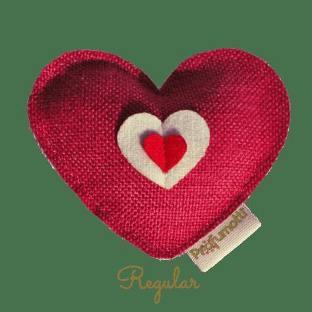 Heart diffuser Passion fruit & Pomegranate
