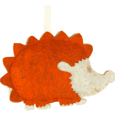 Profumatore riccio maxi arancia & mirtillo