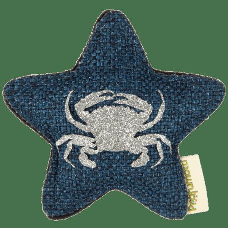 Profumatore stella con segno zodiacale • Cancro