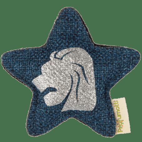 Profumatore stella con segno zodiacale • Leone