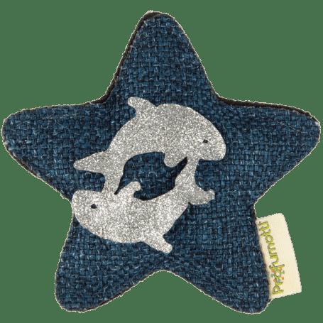 Profumatore stella con segno zodiacale • Pesci