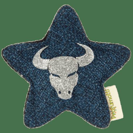 Profumatore stella con segno zodiacale • Toro