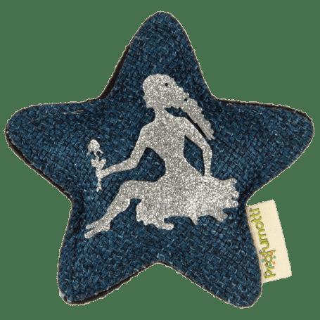 Profumatore stella con segno zodiacale • Vergine